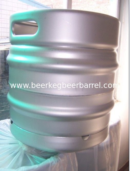30L DIN beer keg made of stainless steel 304 , food grade , with micro matic spear