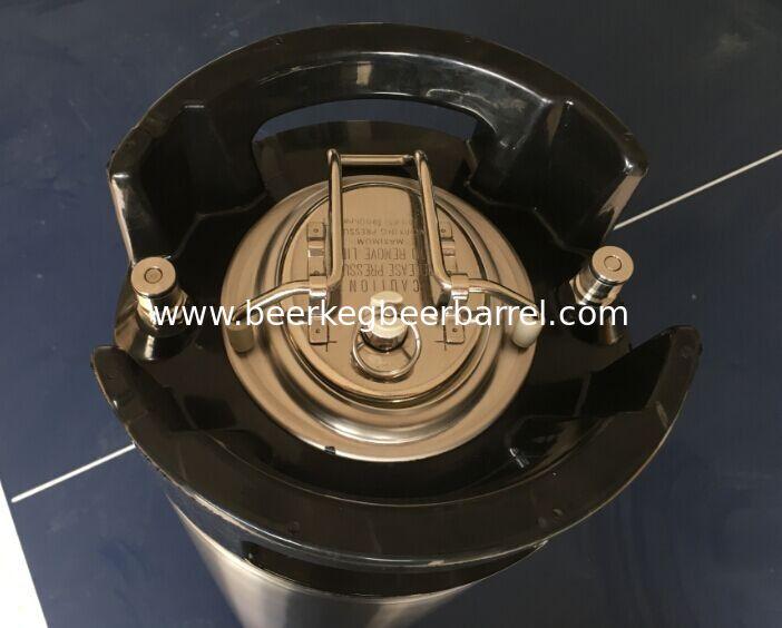 5gallon corny keg/cornelius kegs with rubber hanlde
