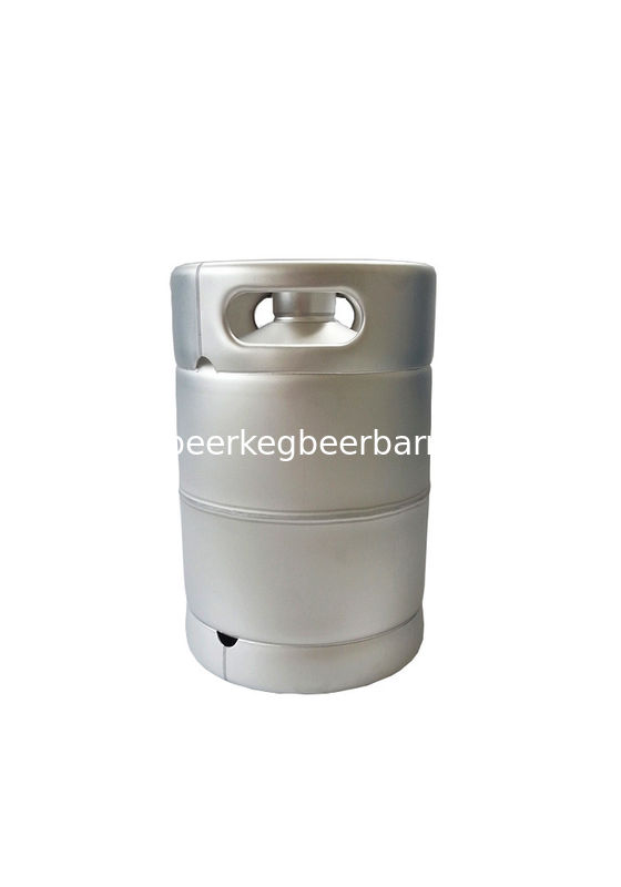 10L US Beer Barrel For Micro Brewery , Standard Thickness 1.2mm / 1.5mm