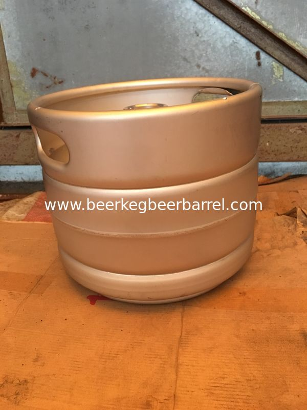 10L Slim beer keg diameter 312mm, with S type spear, for brewery