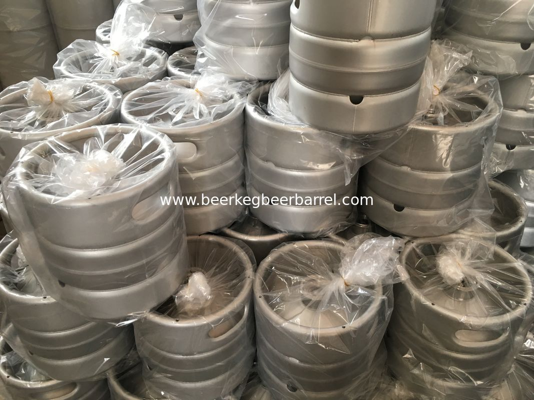 Customized Stainless Steel Beer Keg of Euro, US, German, with 10, 15, 20, 30,50L.
