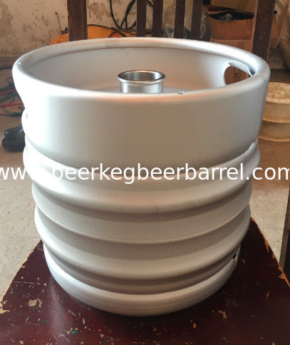 30L stainless steel beer keg with polished , for brewery and beverages