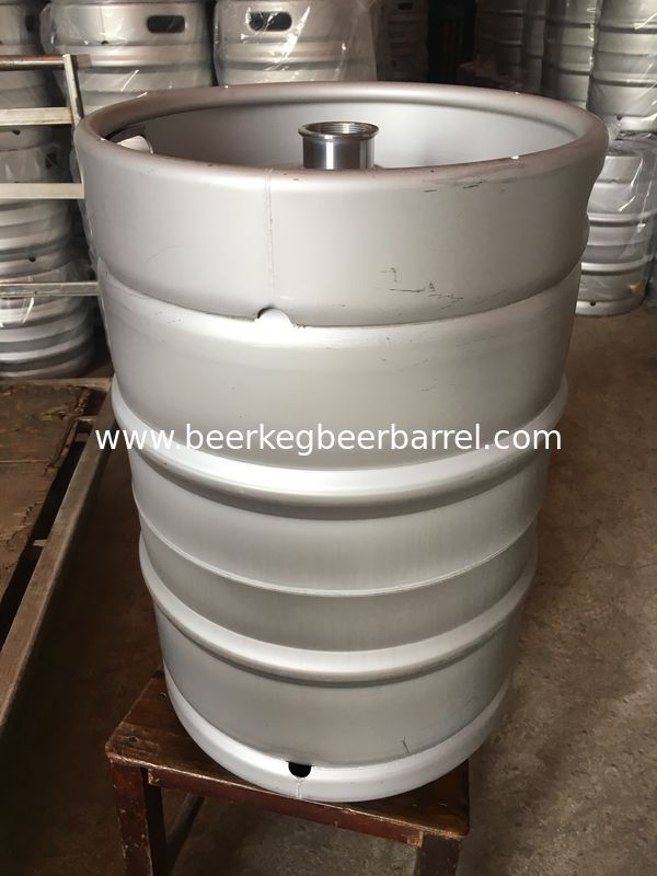 Craft beer keg 50L beer barrel made of stainless steel 304, TIG welding, with polished