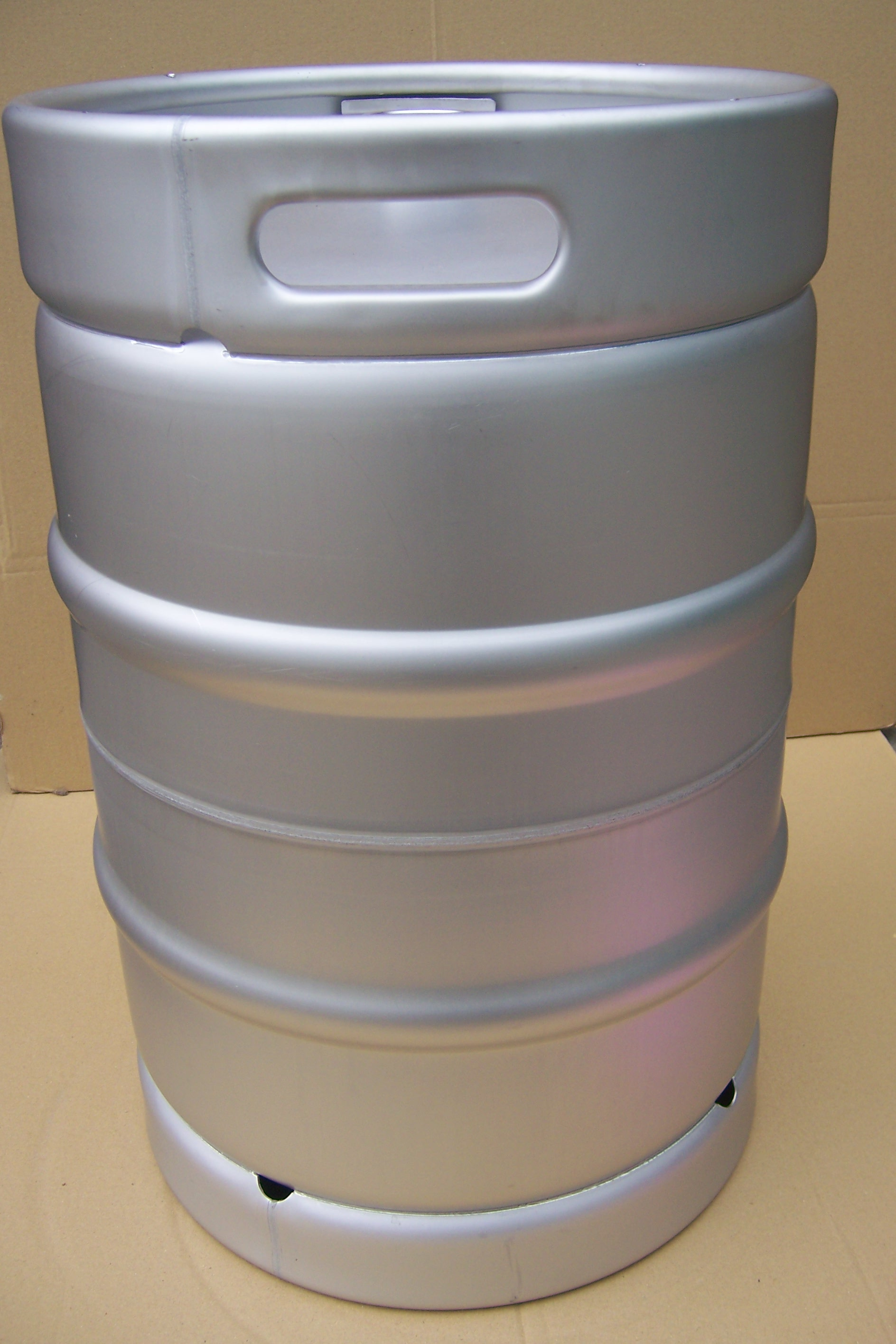 beer barrel 15.5gallon US keg with micro matic spear for brewing use