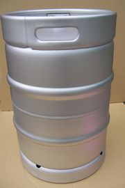 China 15.5gallon beer keg for micro brewery and craft beer use, sankey D type spear factory
