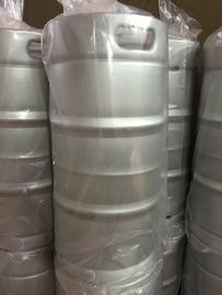 China US beer barrel 30L capacity, stackable , pickling and passivation, for brewing beer , and beverages factory