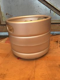 China 10L Slim beer keg diameter 312mm, with S type spear, for brewery distributor
